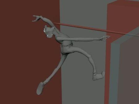 Parkour - 3D Animation (2020)