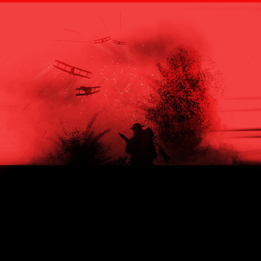 War Man Mgressedenois