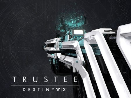 Destiny 2 | Trustee Scout Rifle