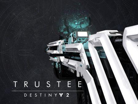 Destiny 2 | Trustee Scout Rifle