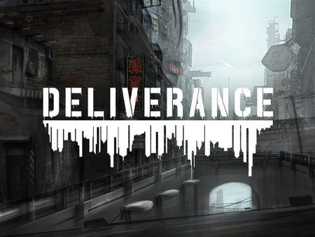 Deliverance | Concept Art Assignment