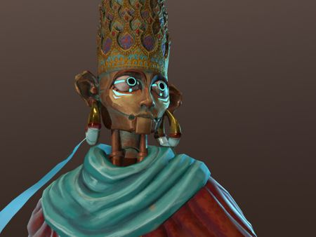 Arcana Kingdom - A Game Art Thesis