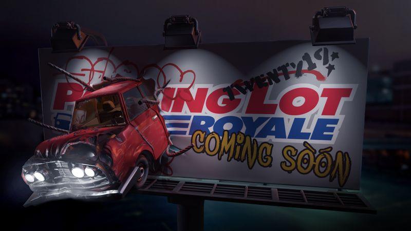 Parking Lot Royale Promotional Render