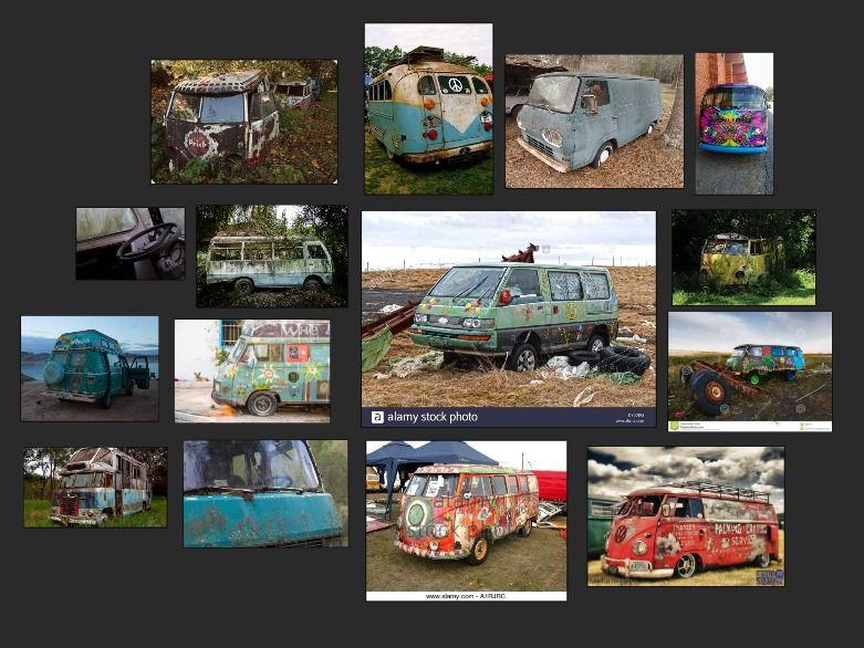 Kombi Challenge - Reference colleting