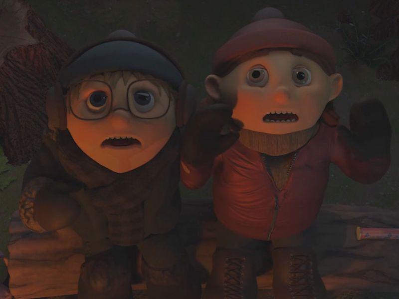 Michael Pham 2019 Animation Reel