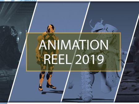 Michael Pham 2019 Animation Reel (Updated)