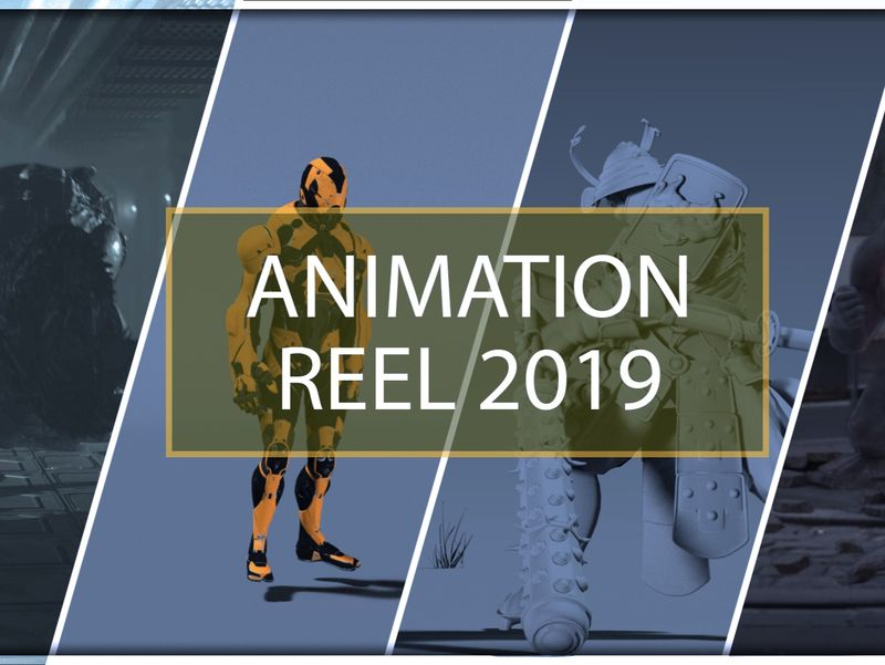 Michael Pham 2019 Animation Reel (Updated)