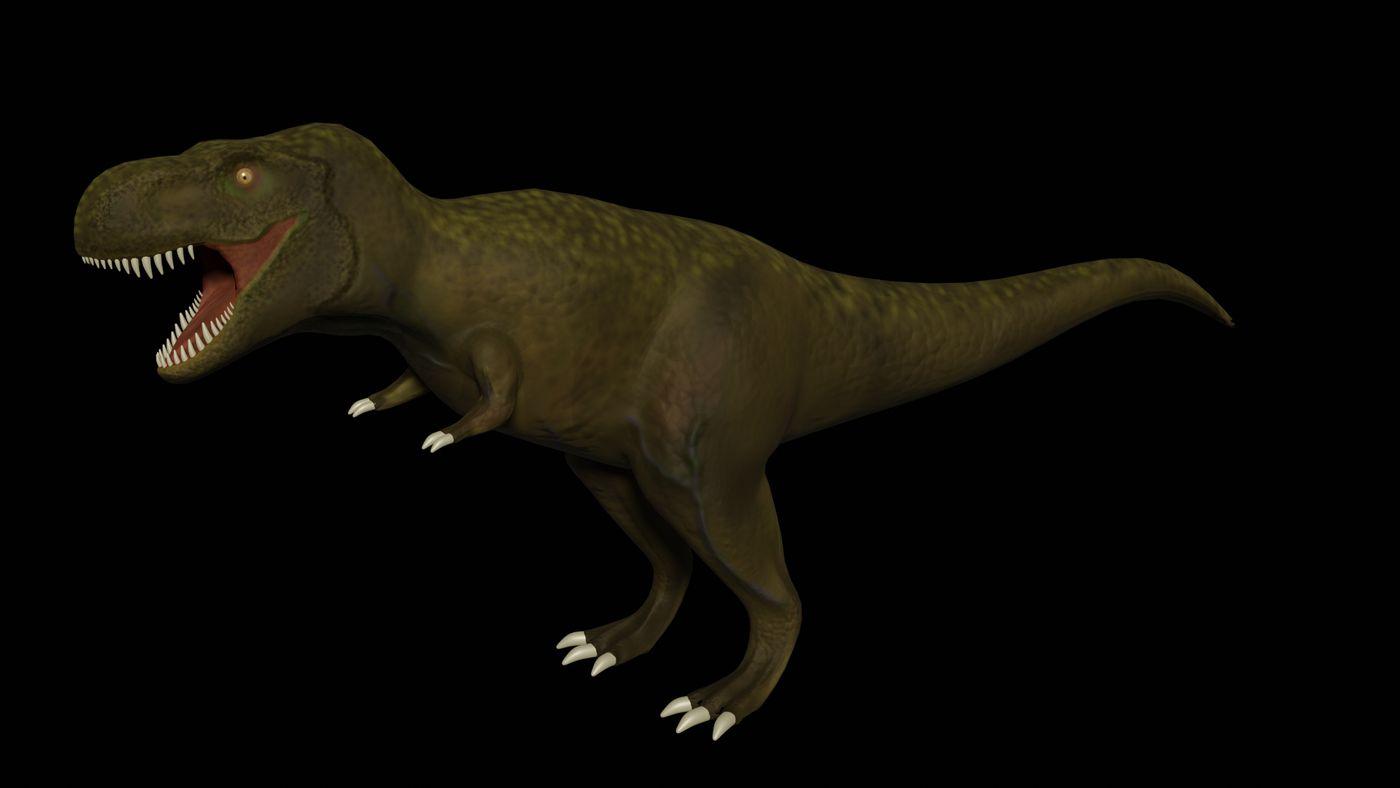 T Rex2 Michaelfry