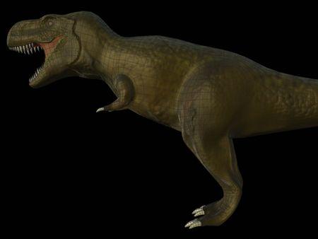 Tyrannosaurus Rex / T-Rex 3D Model
