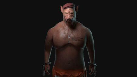 Soldier Pig