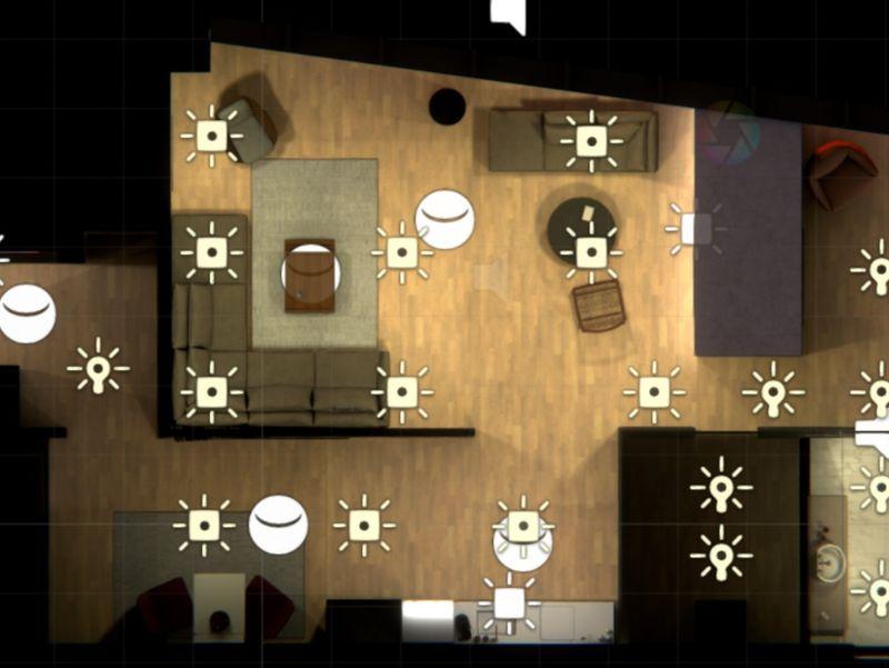 Apartment visualisation