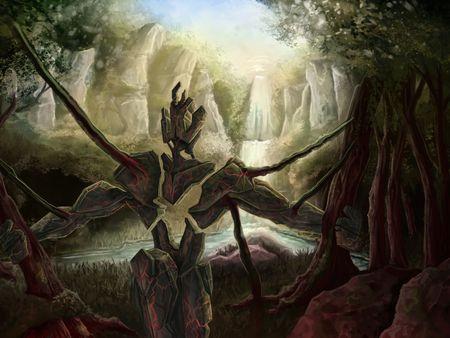 Stone Giant Card - Michal Kubala