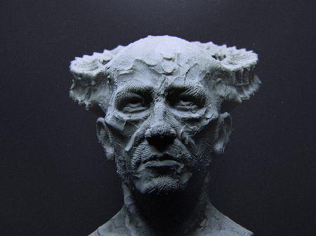 Clay Art dump