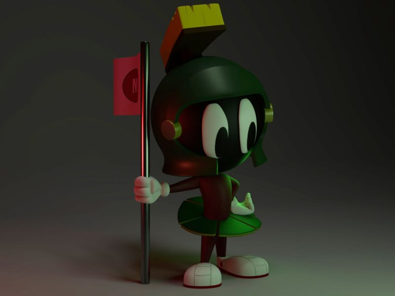 Modelling & Compositing  Project