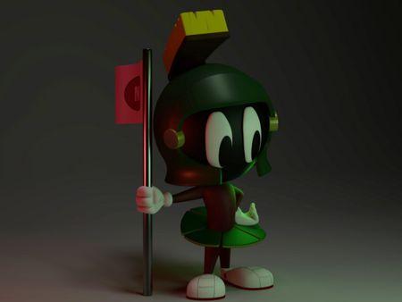 Marvin-Martian