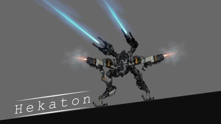 Hekaton Animation