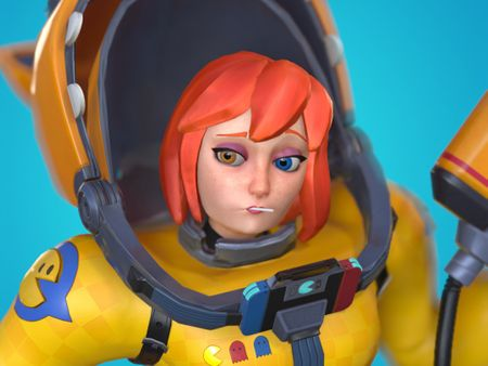 Matilda - Real Time Character