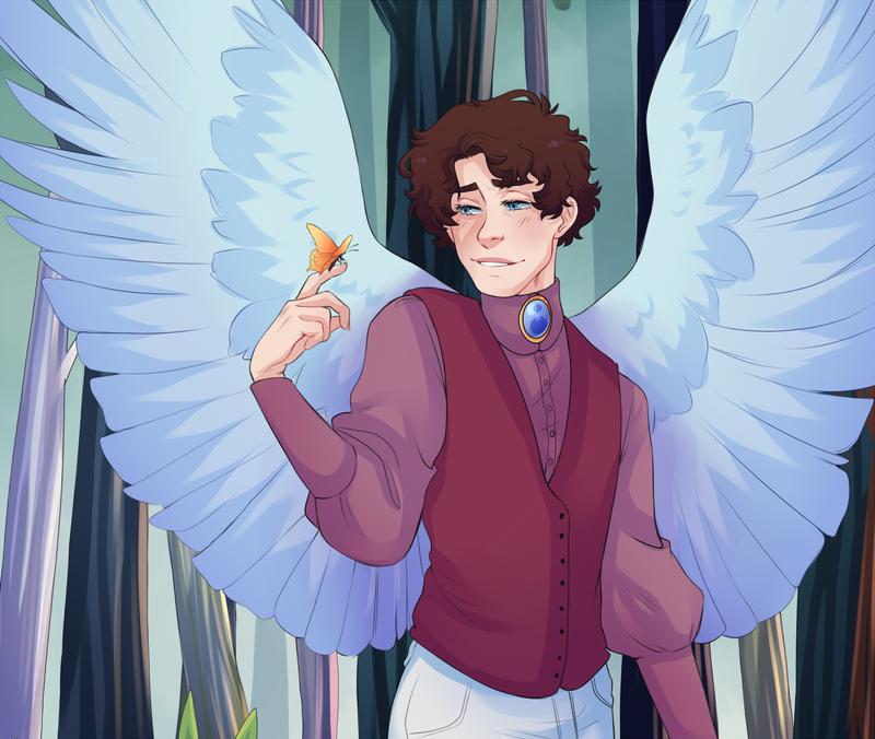 Flutter!