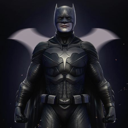 Batman - The night never ends.