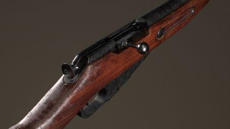 Mosin-Nagant Bolt-Action Rifle