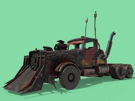 MADMAX truck