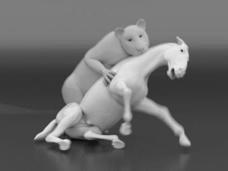 Lion's Prey animation
