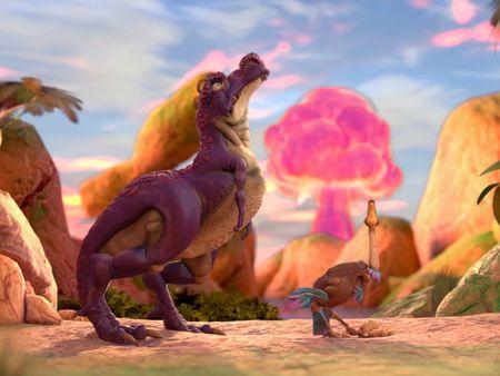 Matthew Stevens 3rd Year 3D Artist Entry