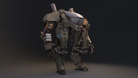 Oklahoma - The War Mech