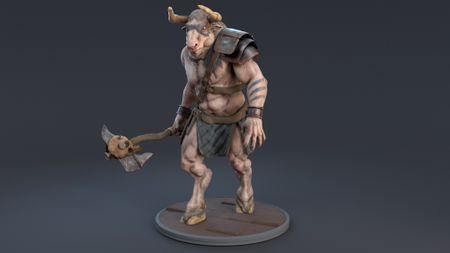 The Gwyn Bull