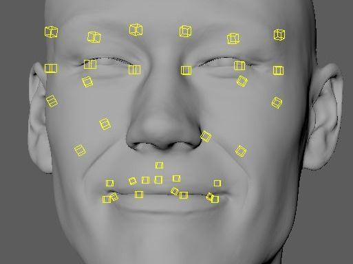 Digital-Double Facial Rig