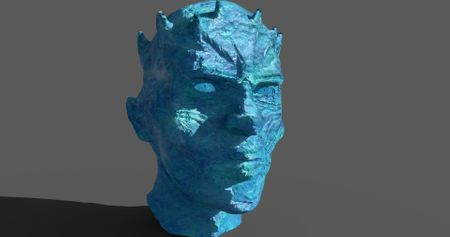 The Night King -- A Character Study