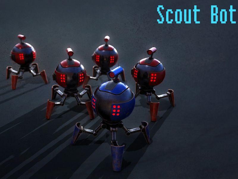 Scout Bot