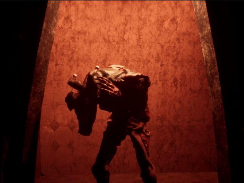 Demon Jester scene UE4
