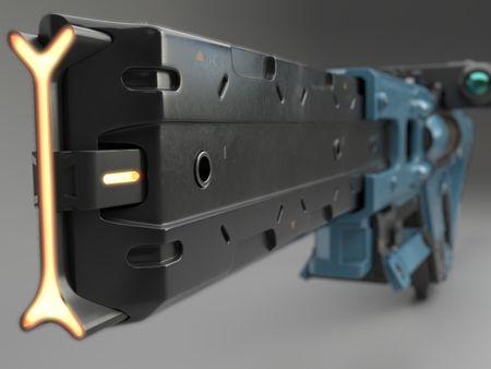 EMP Rifle