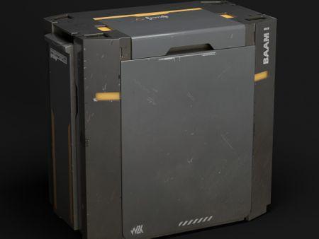 Scifi Container