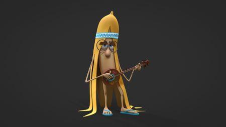 Banana Hippie