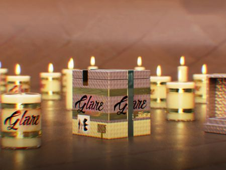 Glare - a candle brand