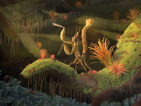 The Dragon Mantis Explorer