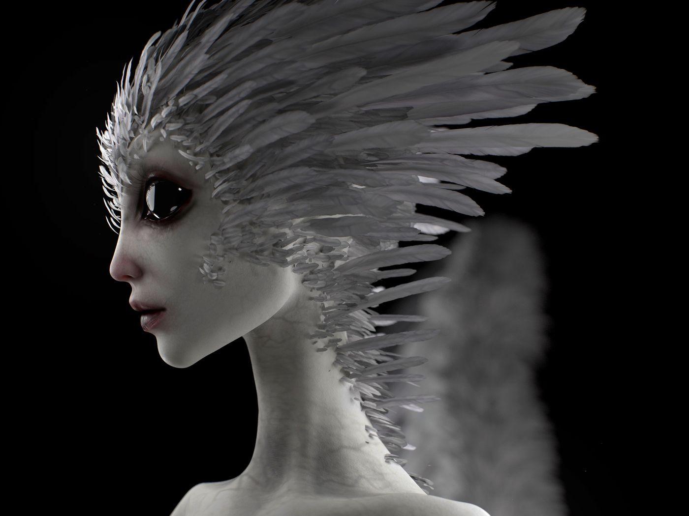 Creature/Character Artist Portfolio