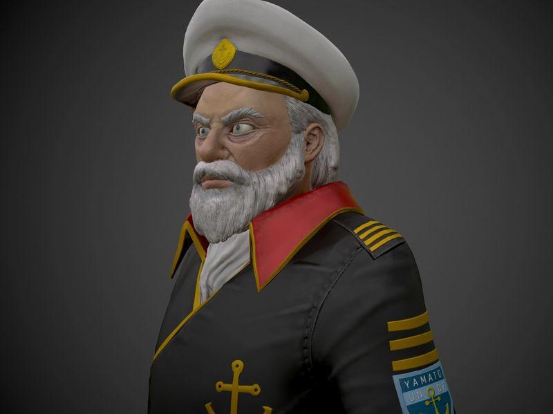 Captain Okita