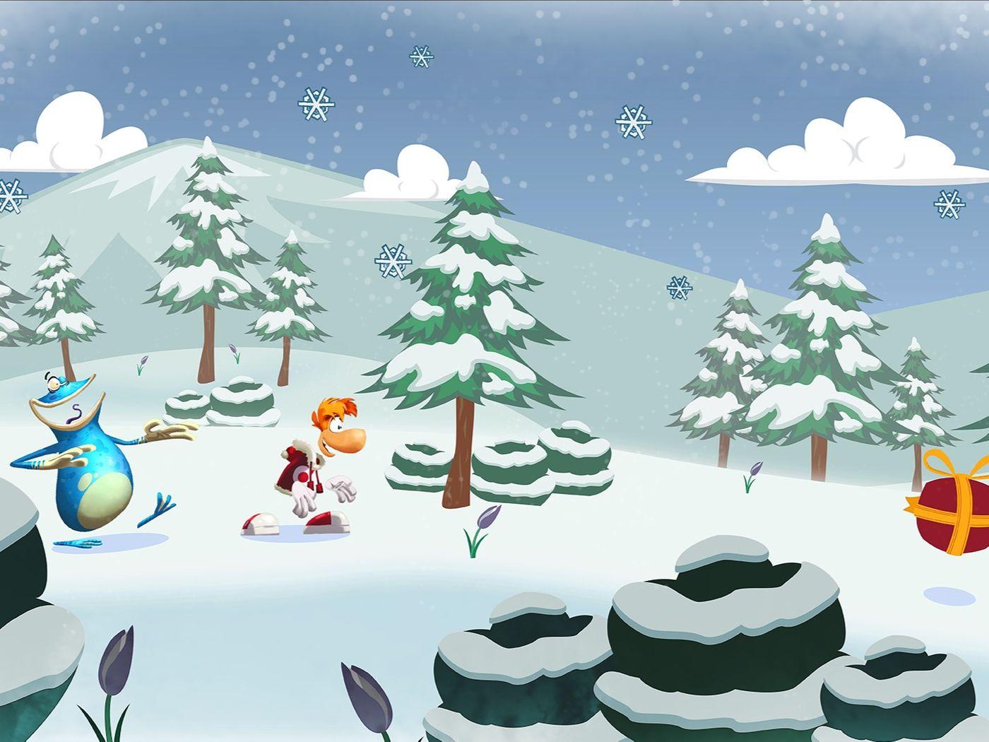 The frozen quest