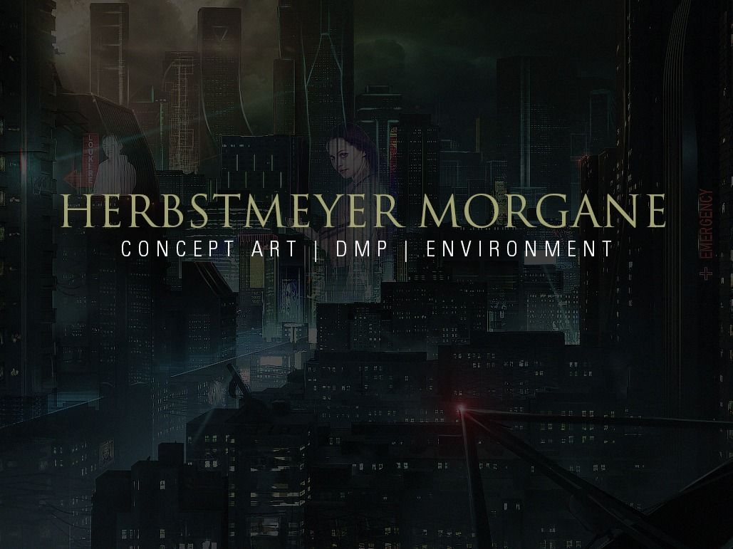 Morgane Herbstmeyer - Concept Art | DMP | ENVIRONMENT