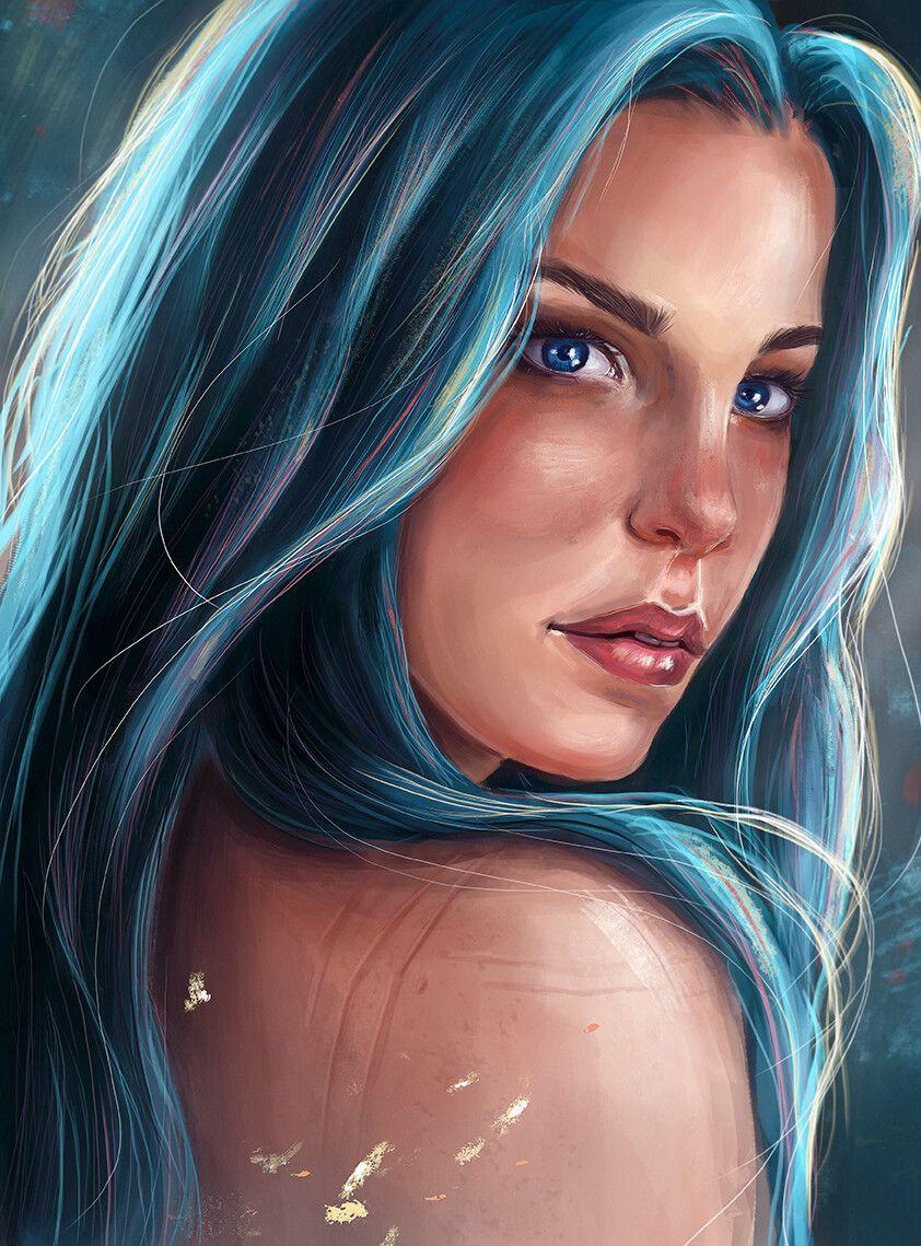 Morgane Herbstmeyer Blue Low Morganeherbstmeyer