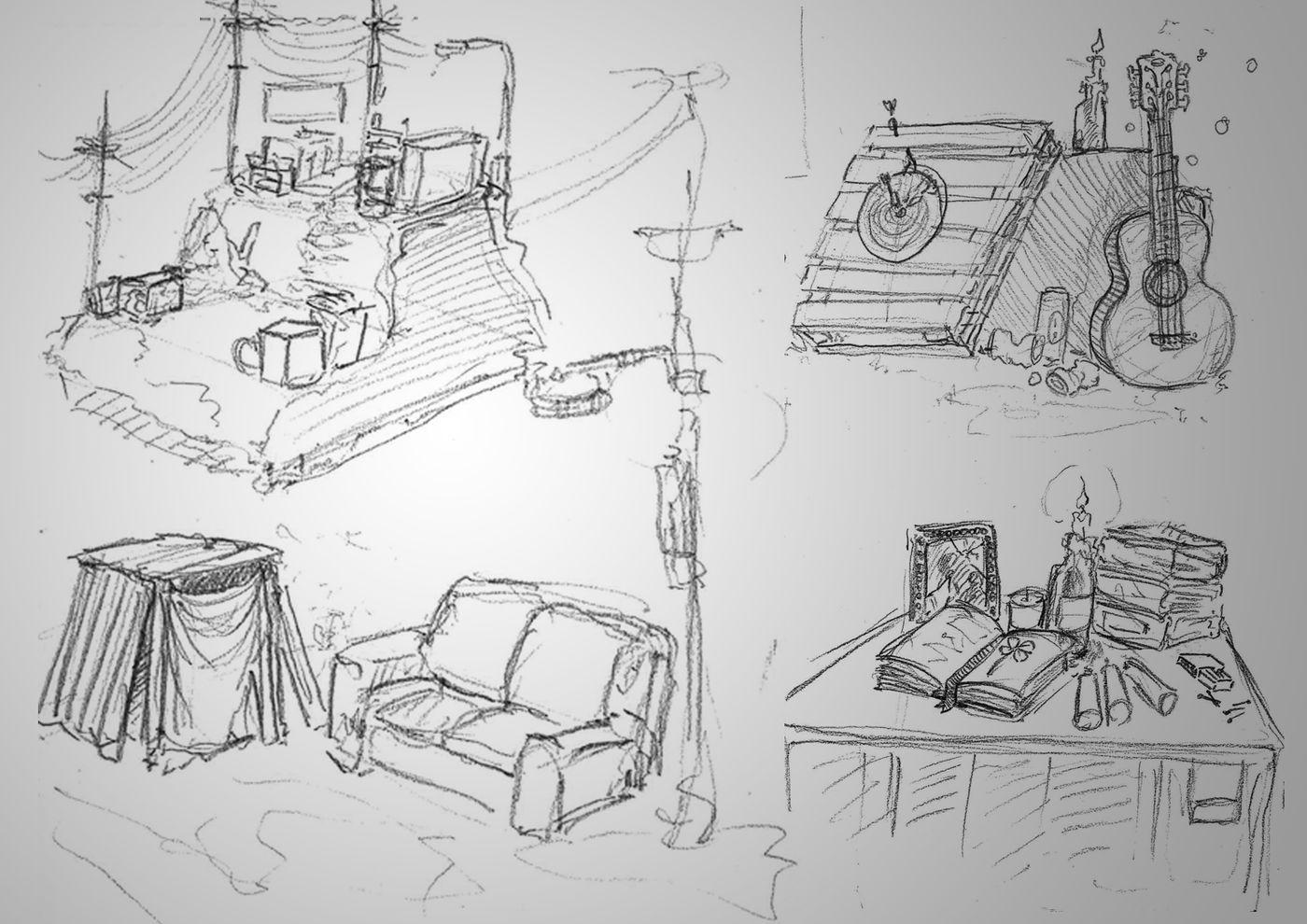Sketches2 Motionblow