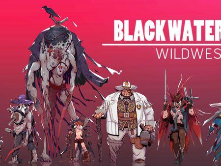 Black water town