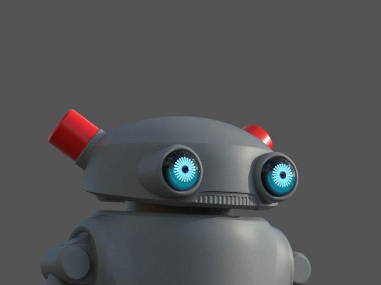 Eddie The Robot