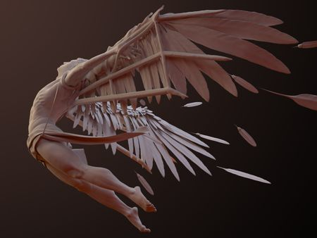 Icarus the Hubris