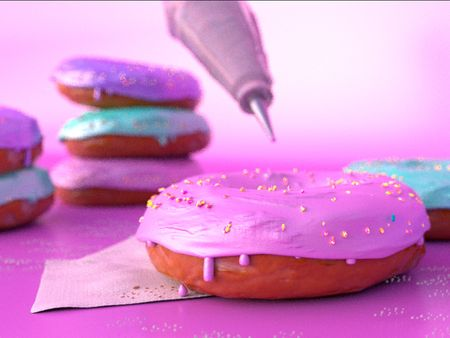 Weekly Drill 001 - Doughnut