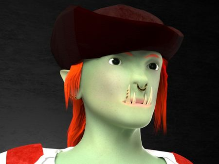 Orcish Pirate