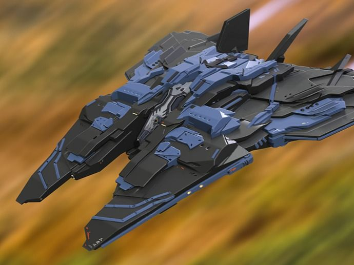 Concept  fighter jets